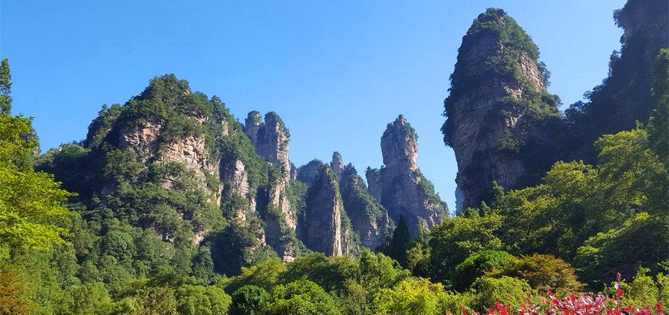 张家界旅游123